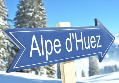 Francusko skijalište - Alpe de Huez