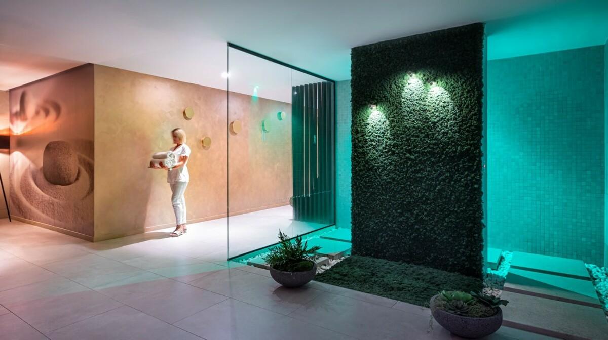 Spa centar hotel Ambasador u Opatiji.