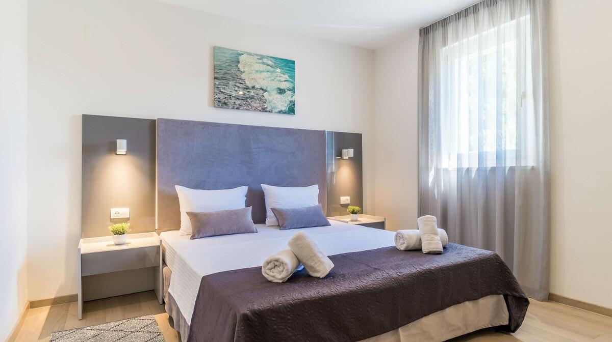 Dubrovnik, Hotel Art, dvokrevetna soba