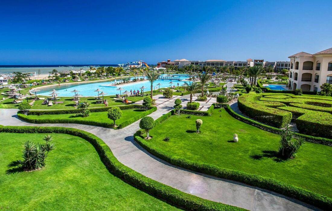 Hurghada, hotel Jaz Aquamarine Resort
