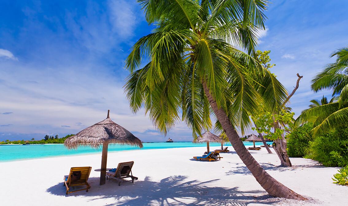 Maldivi, primjer plaže, putovanje na Maldive, grupni polasci, daleka putovanja