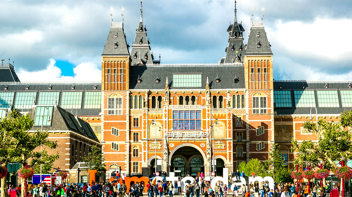 Rijksmuseum, putovanje u Amsterdam