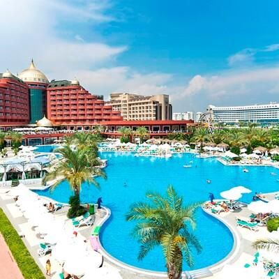 Antalya, Lara, Hotel Delphin Palace