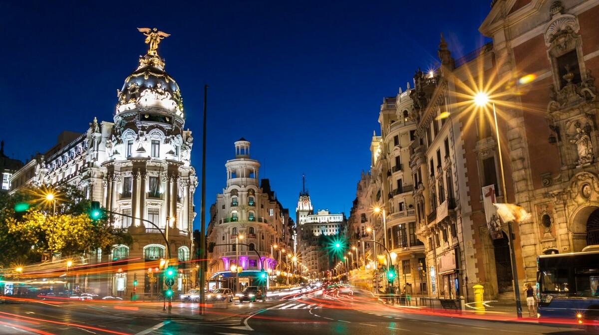 Putovanje u Madrid, Španjolska, garantirani polazak