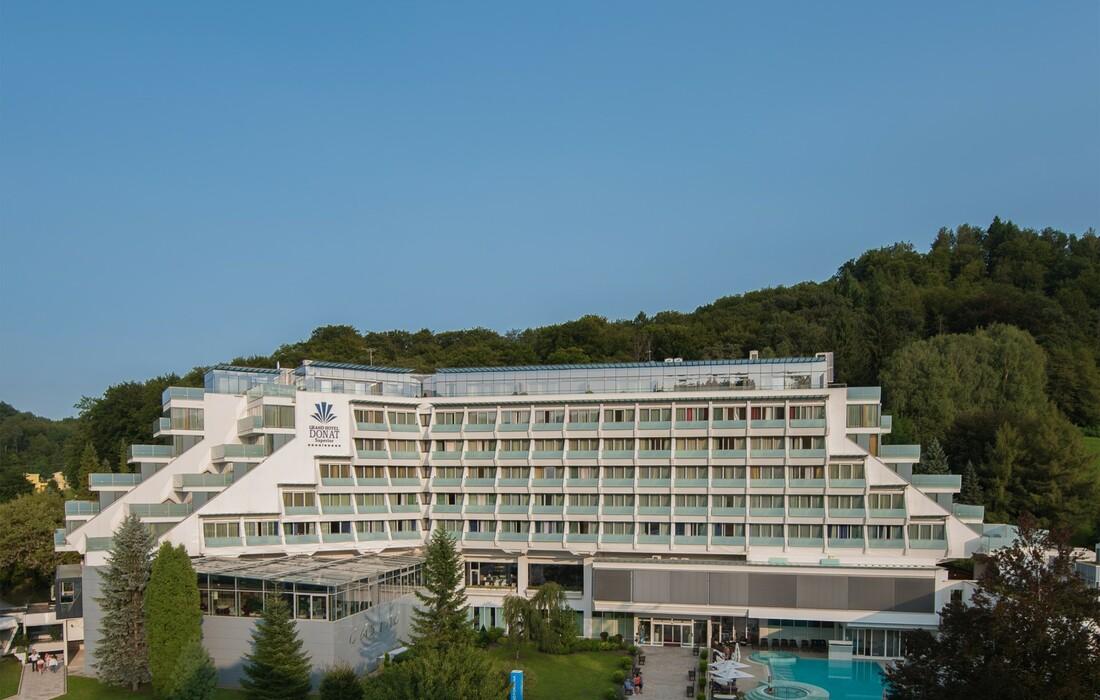 Rogaška Slatina,Grand Hotel Donat Superior
