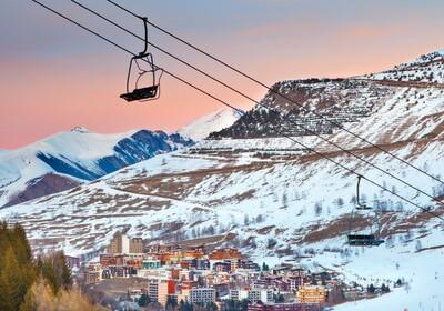 Francuska - skijanje