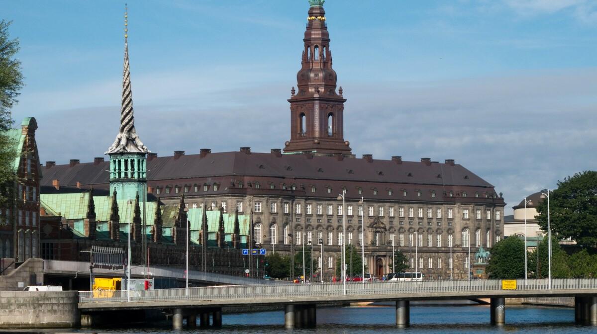 Kopenhagen - palača