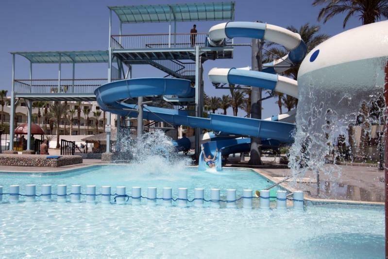 last minute Hurghada, Hotel ZYA Regina Resort, Aquapark, bazeni