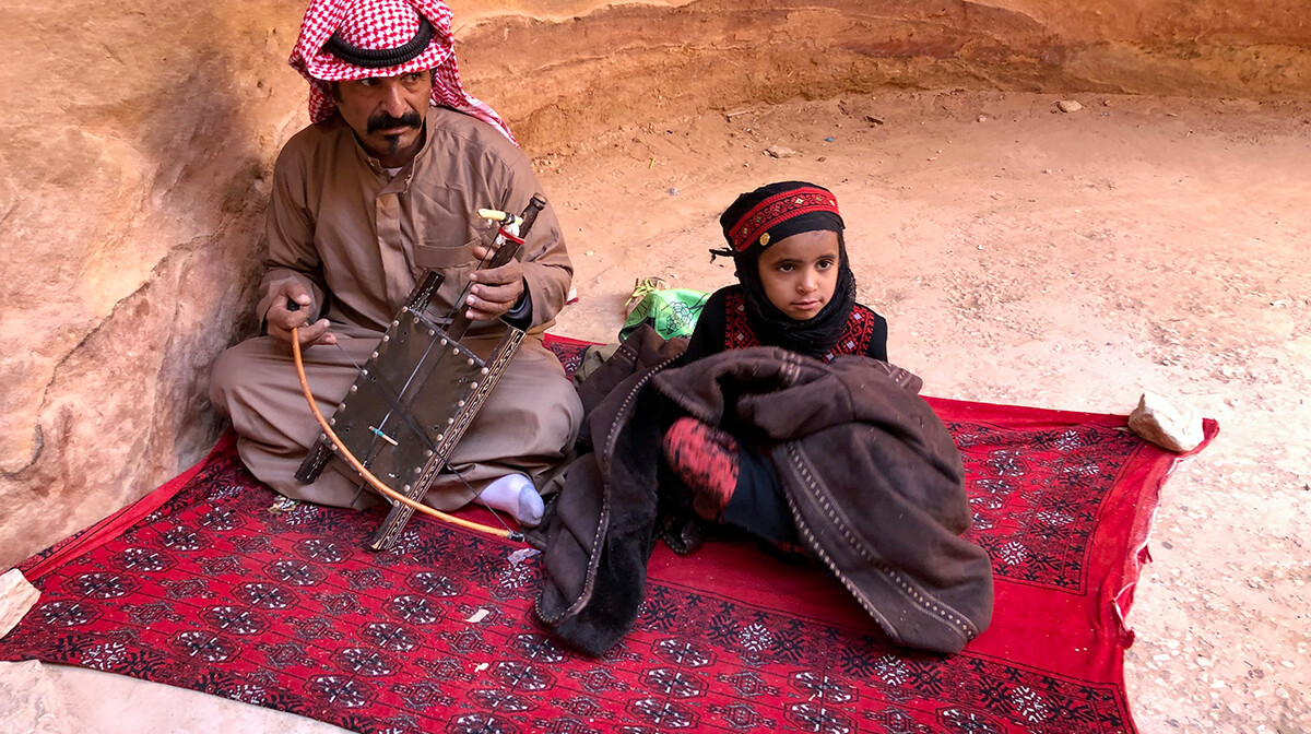 Tata i sin, jordanski narod, putovanje u Jordan i Izrael, grupni polasci
