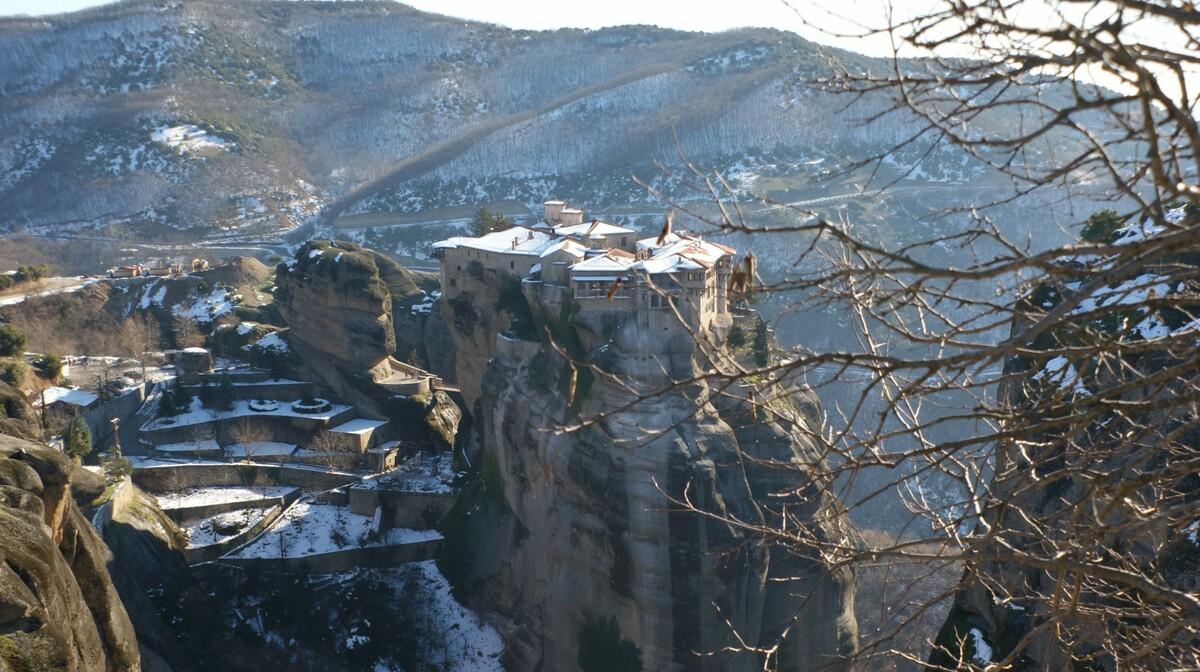 Grčka - Meteora