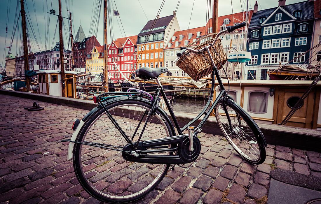 Bicikl u Kopenhagenu, omiljeno prijevozno sredstvo