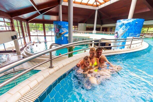 Moravske Toplice, Terme 300, bazen