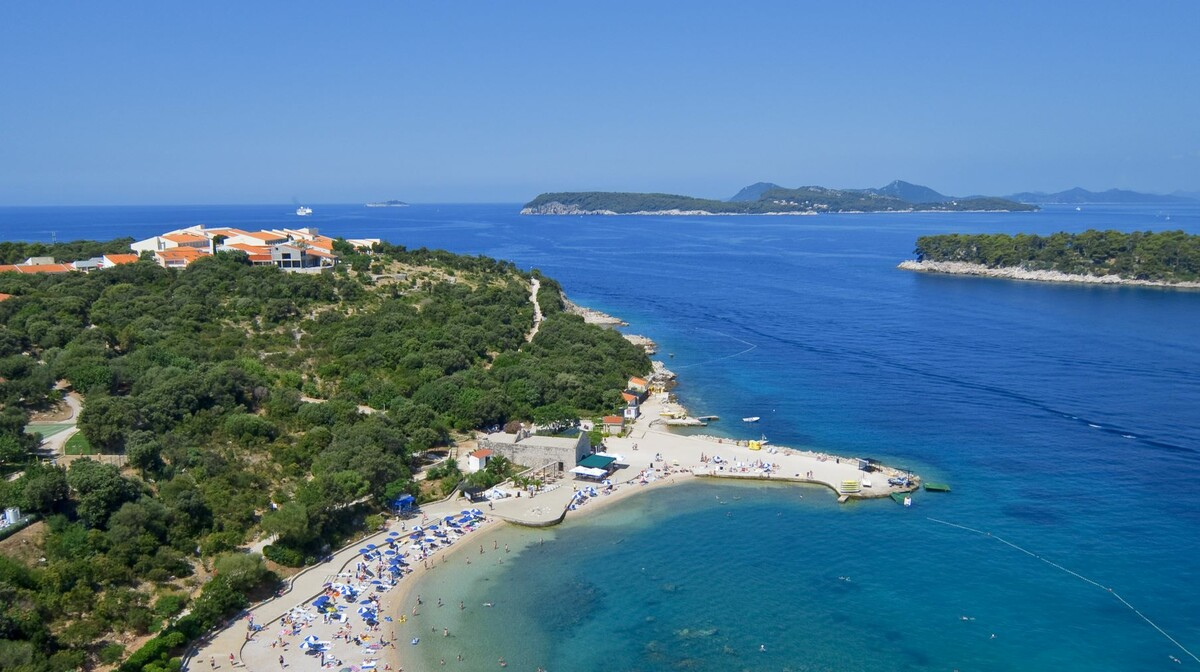 Dubrovnik Tirena Sunny Hotel Copacabana Beach