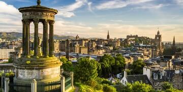 Edinburgh i Capitol hill, putovanje škotska tura, garantirani polazak