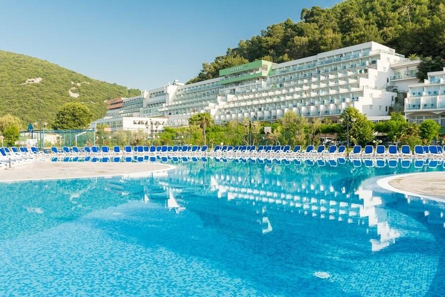 Vanjski hotel u Rapcu, hotel Hedera, mondo travel