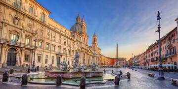 Piazza Navona, putovanje u Rim autobusom, garantirani polasci, mondo travel