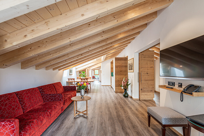 skijanje Zermatt, Naco Aparthotel by Arca, krovni apartman