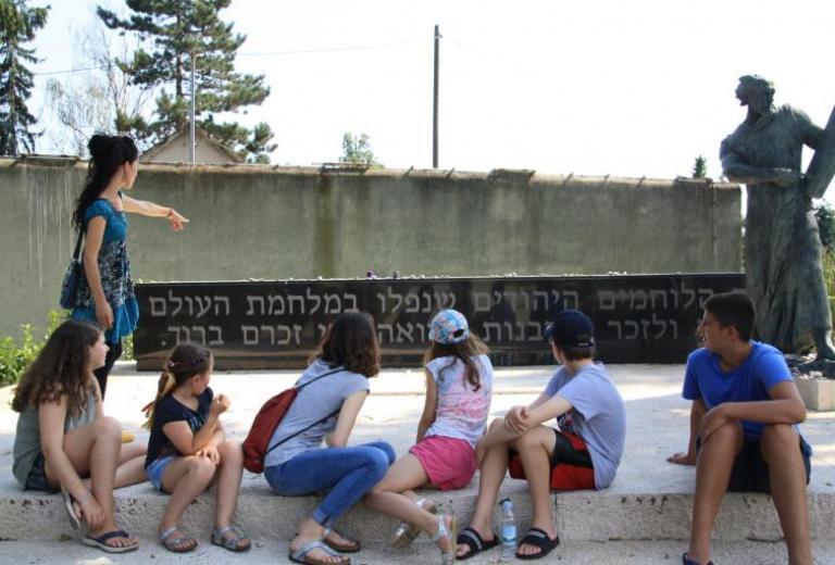 Jewish Tour, Zagreb