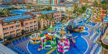 Turska ljetovanje Antalya, Alanya, Lonicera World, vodeni park