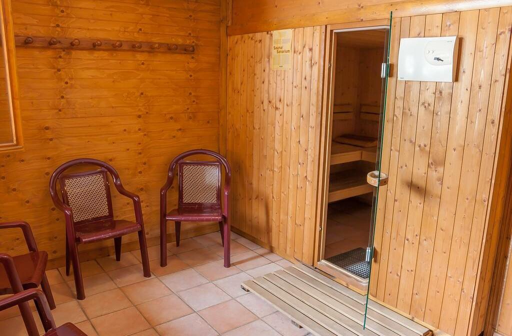 Skijanje u Francuskoj, Val Cenis, Les Balcons de Val Cenis Le Haut, sauna.