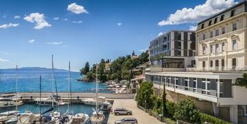 Hotel Istra u Opatiji.