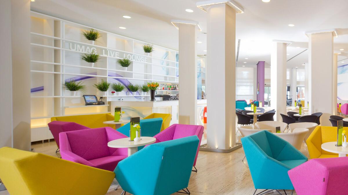 Hotel Sol Umag, Lobby bar