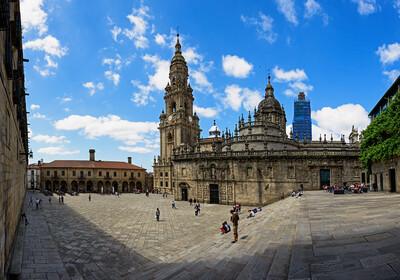 Španjolska, Santiago de Compostela cathedral