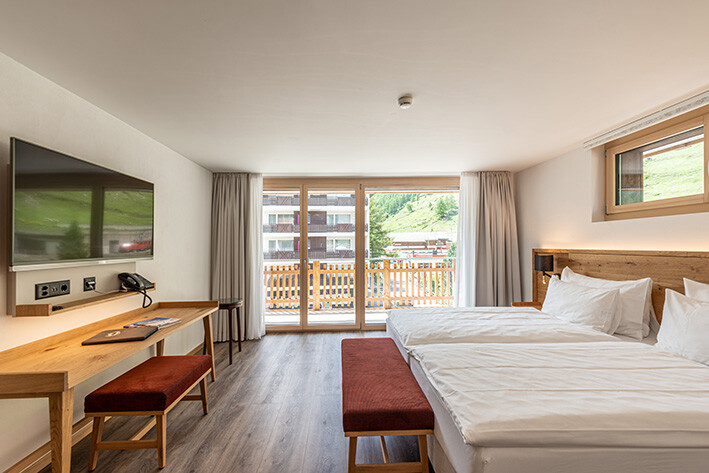 Zermatt Švicarska, Naco Aparthotel by Arca, apartman