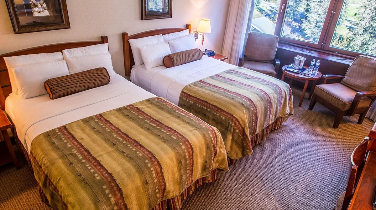 Alyeska resort soba