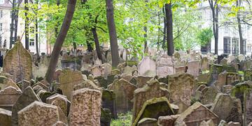 Židovsko groblje, putovanje u Prag, garantirani polasci, europa autobusom