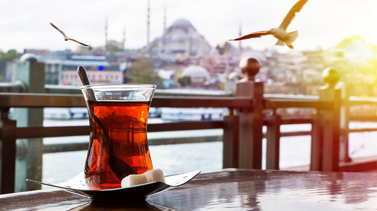 čaj, istanbul, mondo travel