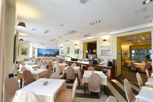Lovran, Hotel Lovran, restoran
