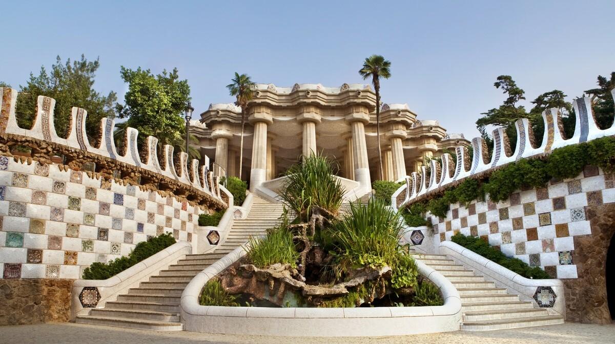 Barcelona - Gaudi muzej