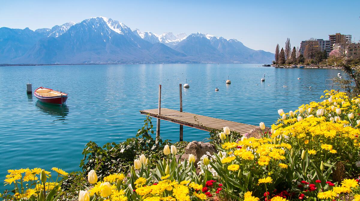 Ženevsko jezero, putovanje u Švicarsku,  mondo travel