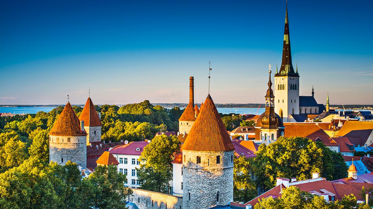 Bajkoviti Tallinn je zvijezda Baltika, europska putovanja avionom, garantirani polasci, Mondo travel