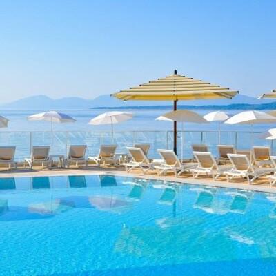 Igrane, Sensimar Makarska Hotel, bazen