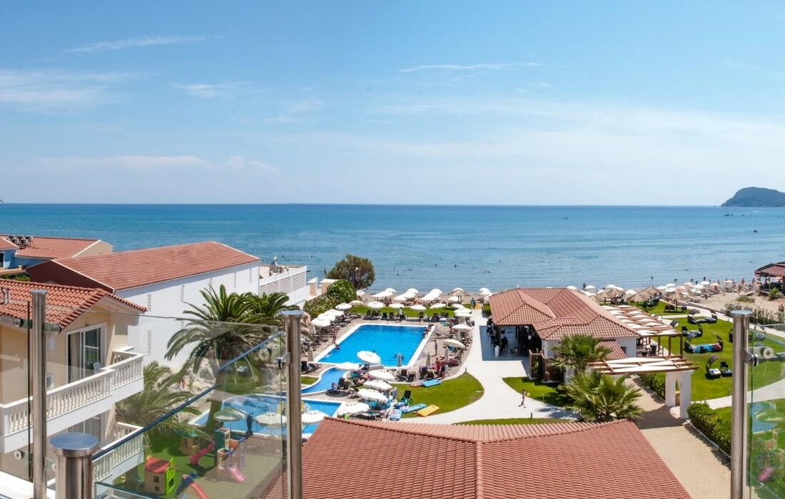 Zakintos, Laganas, Hotel Galaxy Beach Resort