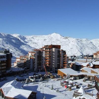Skijanje u Francuskoj, Val Thorens, Apartmani Val Thorens Comfort