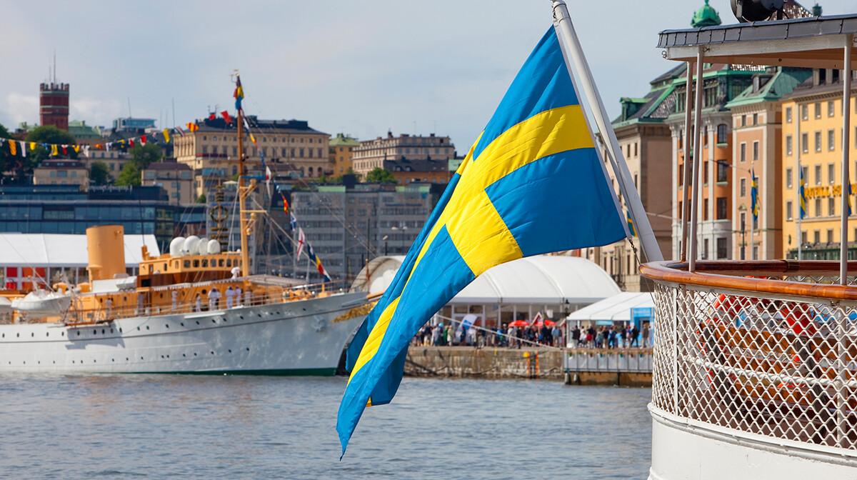 Stockholm, putovanje Prijestolnice Skandinavije, europska putovanje avionom, mondo travel