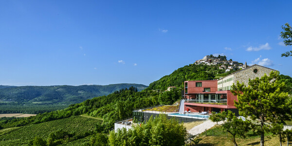 Wine and Heritage Hotel Roxanich - Motovun