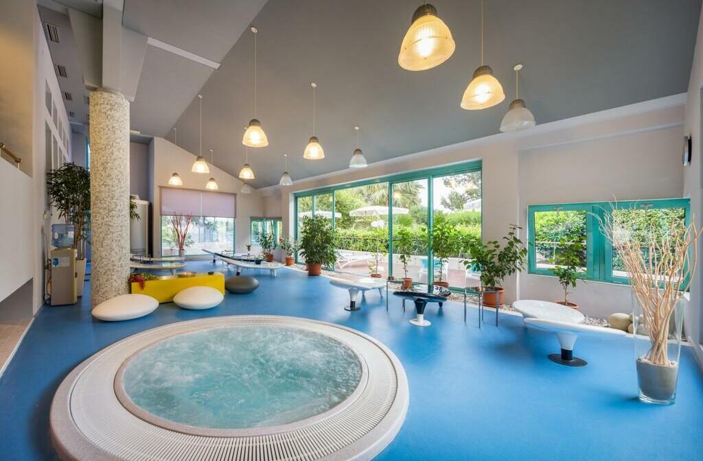 Otok Brač, Bol, Bretanide Sport & Wellness Resort, wellness