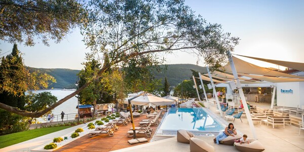 Rabac, Miramar Sunny hotel