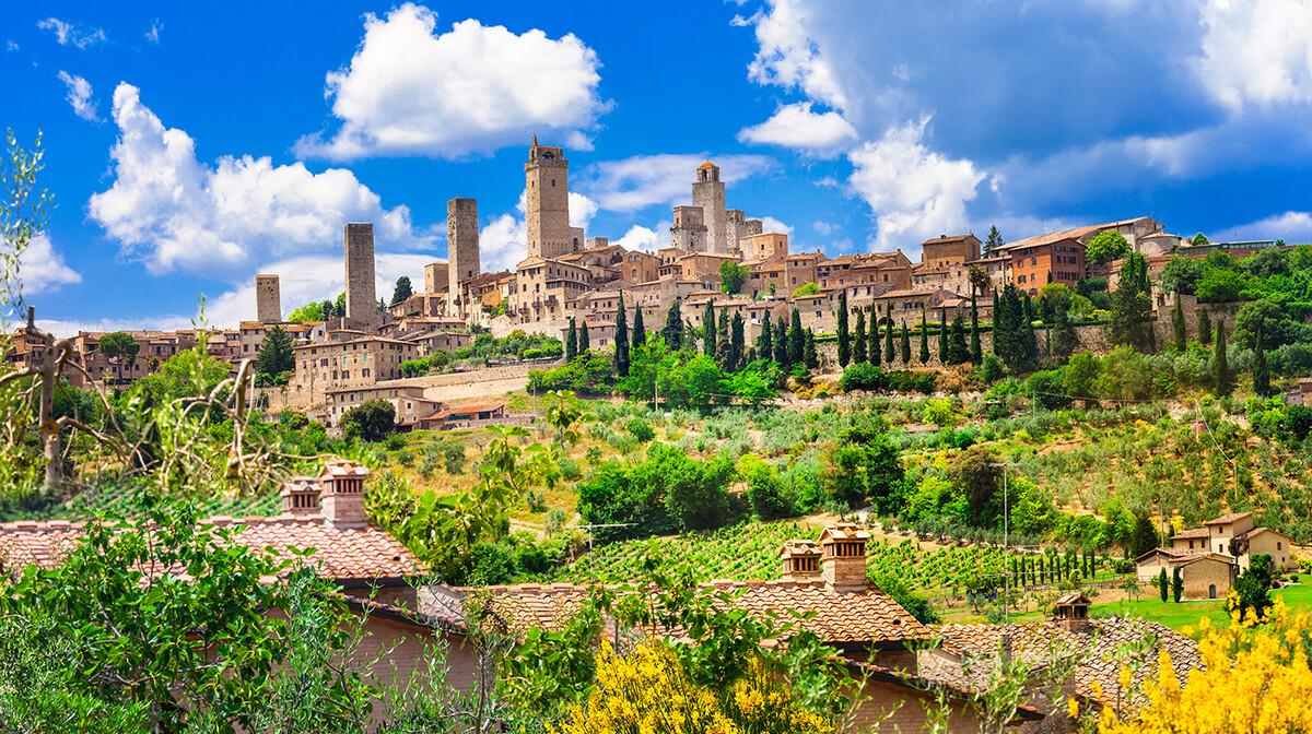 mondo travel toskana San Gimignano, putovanje u toskanu