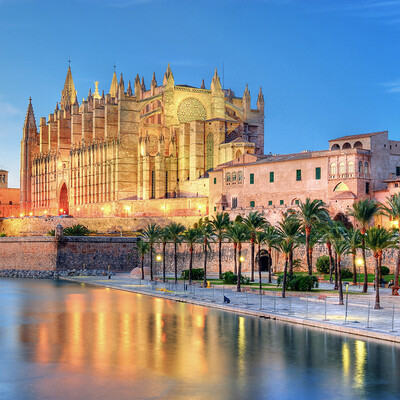 Katedrala La Seu u Palma de Mallorci, putovanje Mallorca, garantirani polasci