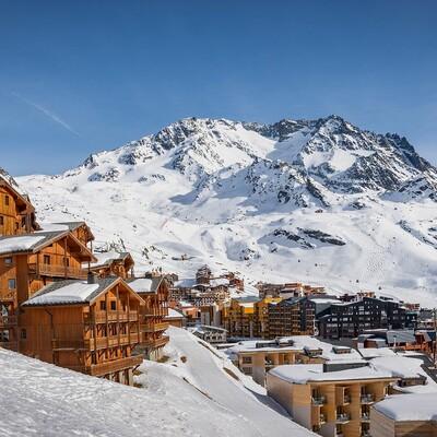Skijanje u Francuskoj, Val Thorens, Apartmani Les Balcons De Val Thorens & Spa.