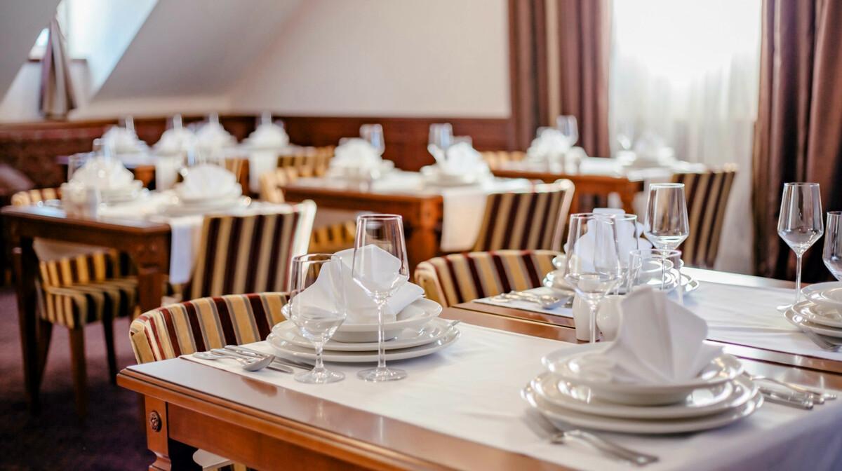 Gospić, Hotel Stara Lika, restoran
