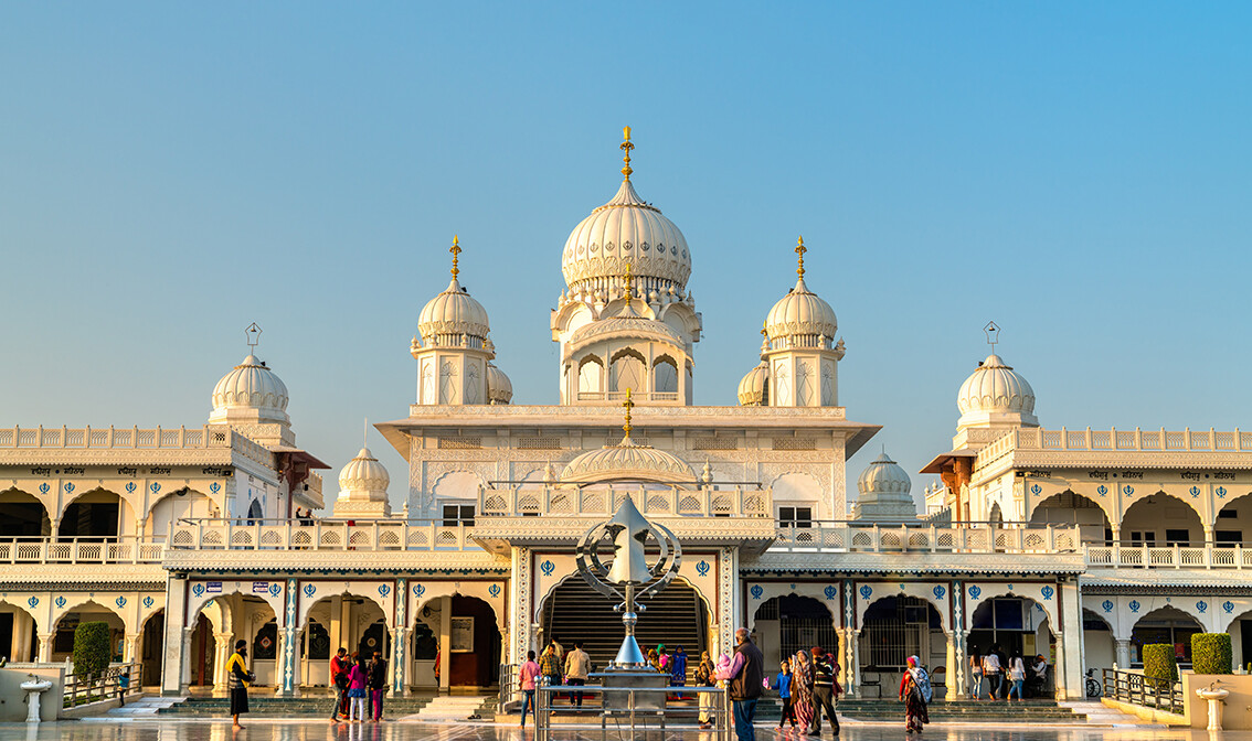 Gurudwara Guru Ka Taal,putovanja zrakoplovom, Mondo travel, daleka putovanja, garantirani polazak