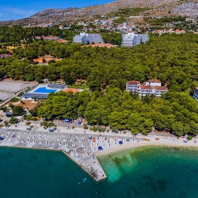 Hotel Medena, panorama