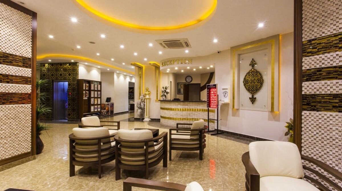 Antalya, Alanya, Hotel Kleopatra Ada Beach
