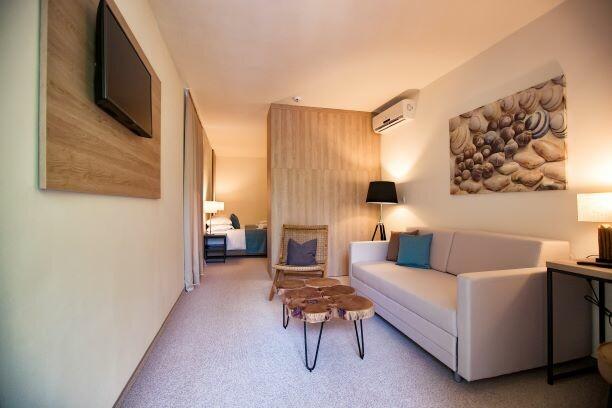 Vrboska, Labranda hotel Senses, suite deluxe